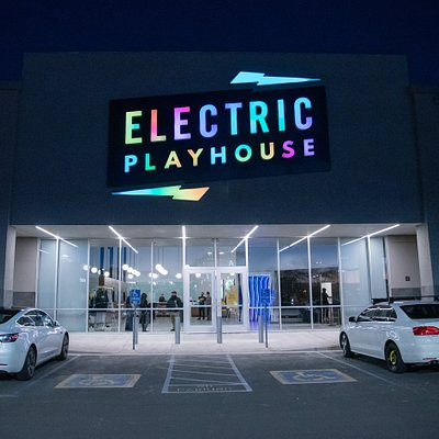 Albuquerque Flagship--The World's First Electric Playhouse For All Ages!