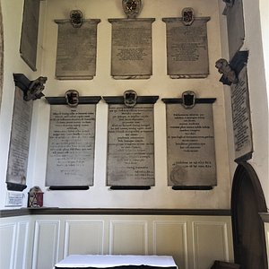 10.  The Dering Chapel in Pluckley Church