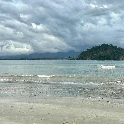 Biezans beach ManueL Antonio