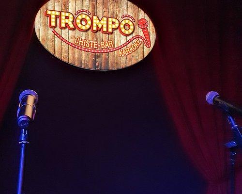 Trompo Chiste Bar Karaoke