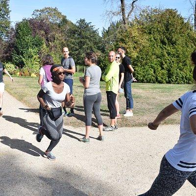 Parc de Saint-Cloud - 30 ans entre amis