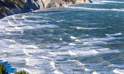 vicino alle spiagge del MConero