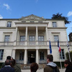 L'Hôtel de Courcy sur la rue Martenot