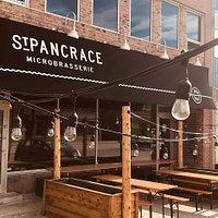 Pub St-Pancrace - Bières artisanales - Spiritueux québécois - produits du terroir nord-côtier. 55 Place Lasalle