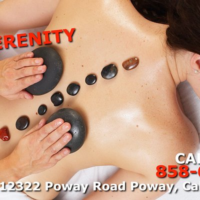Here at Spa Serenity, we are offering traditional Asian massage and many other massage modalities in a serine, relaxing environment, we are a proud Asian Spa located in Poway, California Where we enjoy taking care of our clients. It's what we do best!You can either Book your appointment via phone call or just simply walk-in anytime where we are always ready to help!