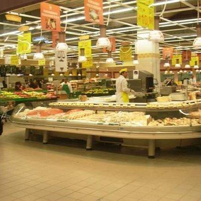 Centro Comm. Le Vigne Carrefour (Anno 2008)