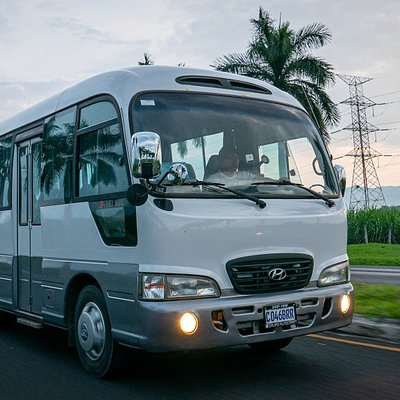 Our Bus has daily depature from Antigua to El Paredon