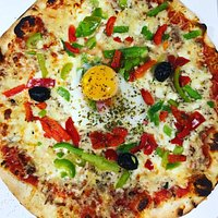 🍕 Méditerranéenne supplément œuf 🍕