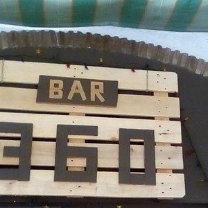 BAR 360 Front Signage