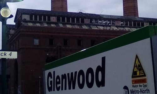 Glenwood Metro North Stratton near abandoned power plant. Aqueduct trail is just up the hill from here.