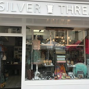 A eclectic collection of clothing, silver jewellery and gifts in the heart of Keswick's pedestrian market square.