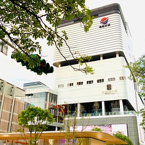 A snap shot at the late afternoon for FEDS XinYi A13