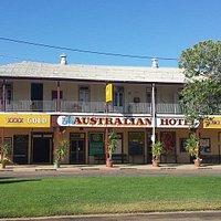 Aussie Hotel established 1897