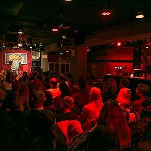 ComedyClub ComedyCity The Hague