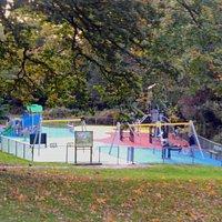 Playground in Joel Park