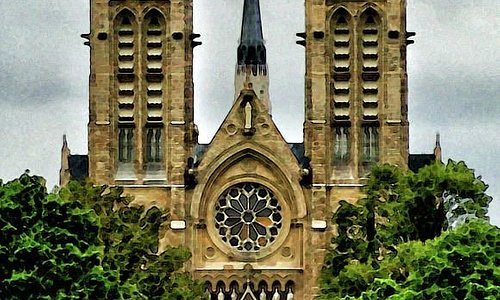 The Basilica of Our Lady Immaculate, Guelph