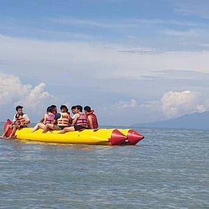 10 seater Banana Boat