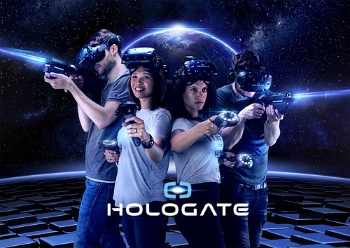 The latest addition to Singapore VR scene is the famous Hologate that serves more than 300 locations worldwide and 5 million players per year. The advanced cinematic graphic technology of Hologate creates a realistic environment with zero motion sickness. It is also the first ever multiplayer virtual reality attraction that caters to players of any age in Singapore. Its physically engaging, immersive experience is designed for all skill levels.