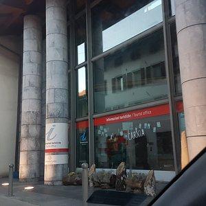 Exterior facade