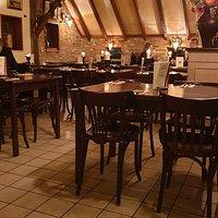 Innenbereich, Speisekarte, Aussenansicht.