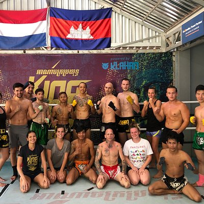 Morning Kun Khmer camp at Kingdom Fight Gym - all levels welcome