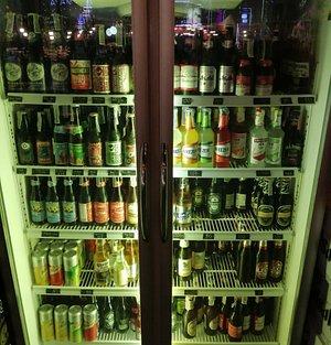 Malt Bar fridge