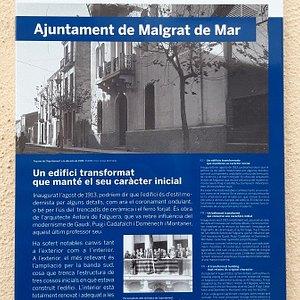 Ayuntamiento de Malgrat de Mar