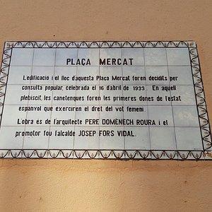 Mercat Municipal de Canet de Mar