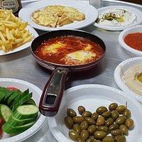 Bedouin Meal