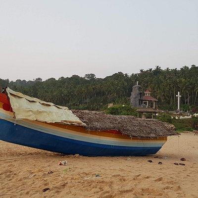 Chowara beach, Adimalathura, Kerala