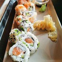 Zen Sushi to GO, Pavi