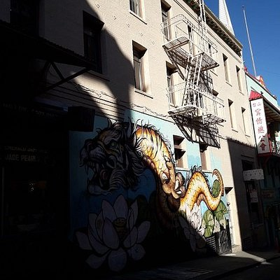 The Street of the Painted Balconies 4
