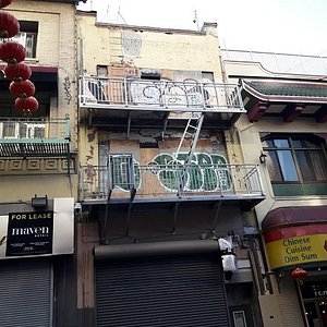 The Street of the Painted Balconies 9