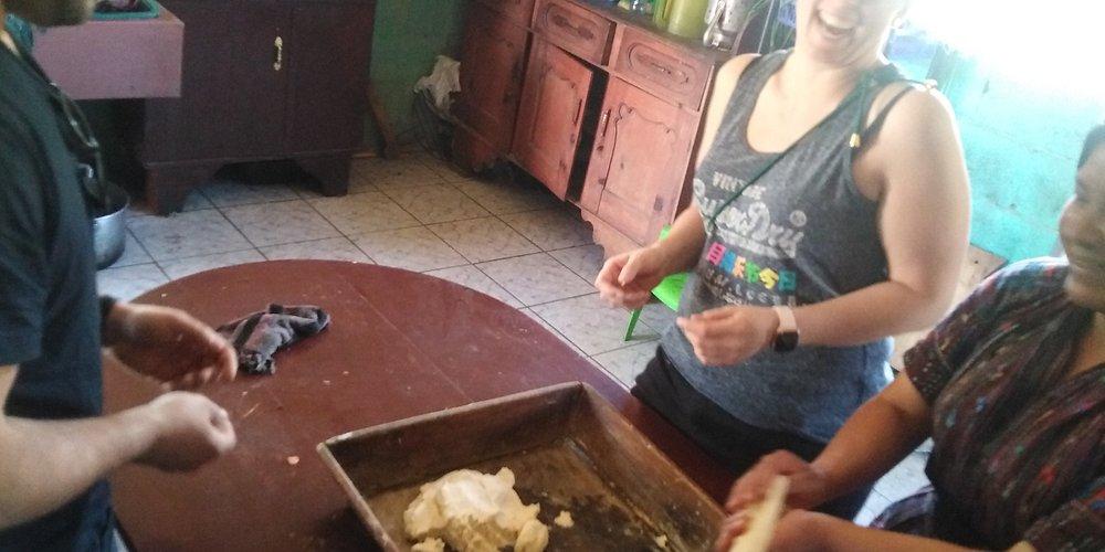 How to make chuchitos