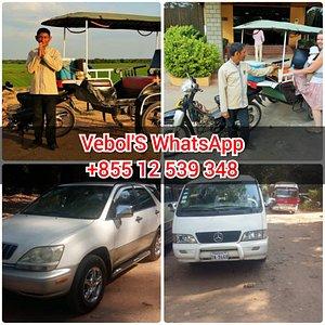 Vebol Tuk Tuk And Car Driver