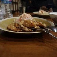 Dinner at Wang Fu restaurant