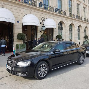 Audi a8 Armored car for Diplomates