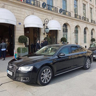 Audi a8 Armored car for Diplomates