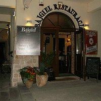 Restauracja Bajgiel zaprasza