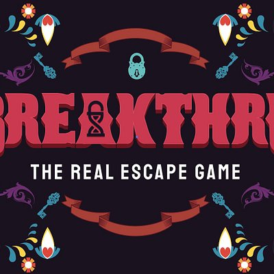 Breakthru - The Real Escape Room