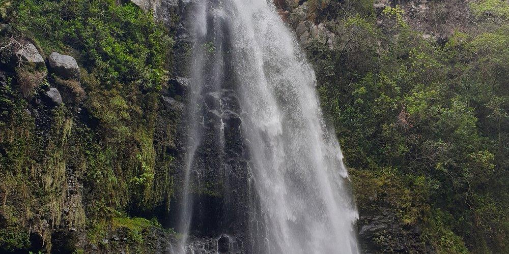 La cascade de grand bassin