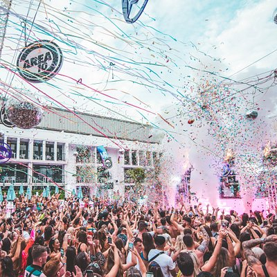 Ibiza Rocks, the home of the pool party. Welcome to Ibiza's leading day club destination. All summer long our open-air venue hosts the biggest day party programme on the island with huge pool party residencies and festival shows from the hottest talent on the planet.