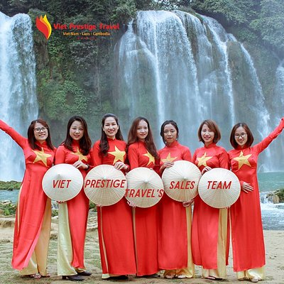 Viet Prestige Travel's Sales Team