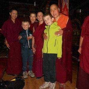 Dezhong Hot Spring Nun Temple