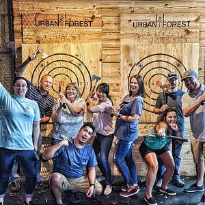 Throwing axes looks REALLY GOOD on you! Book a session this weekend and prove us right!