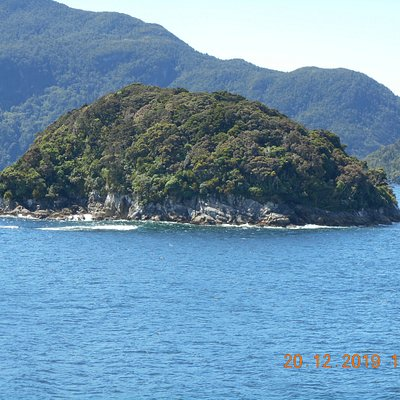 Breaksea Sound/Resolution Island