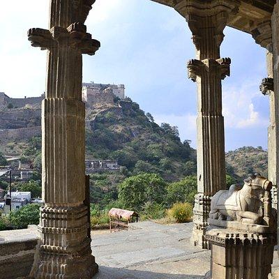 Neelkanth Mahadev Temple..Kumbhalgarh fort..
