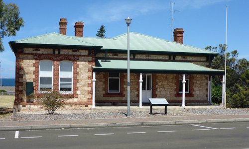 Kingscote Historic Police Station & Courthouse K.I.