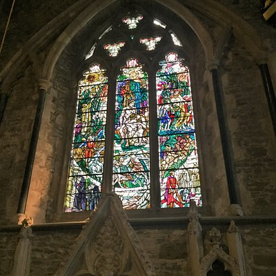 10.  The War Memorial Windows, The Parish Church of St Thomas the Martyr, Winchelsea, East Sussex