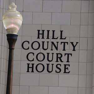 Hill County Court House